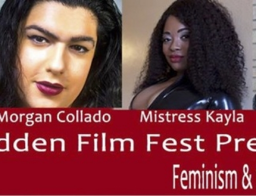 Feminism & Sexuality in Texas, Forbidden Film Fest Panel, May 5, 2014 at the Vortex Rep, Austin
