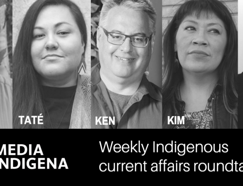 Ep. 98: Peering into the Playbook for White Denial of Indigenous Injury